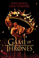 Game of Thrones movie poster (2011) picture MOV_937eef38
