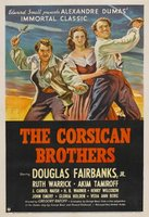 The Corsican Brothers movie poster (1941) picture MOV_5ddd8ae0