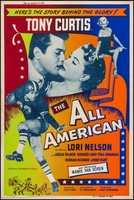 The All American movie poster (1953) picture MOV_50021aff