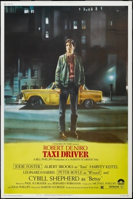 Taxi Driver movie poster (1976) poster MOV_5004fc6d