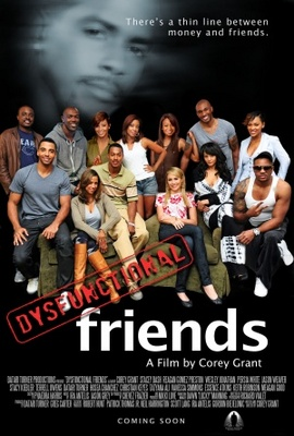 Dysfunctional Friends movie poster (2011) poster MOV_5008bbf9