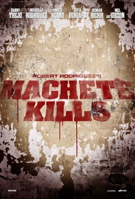 Machete Kills movie poster (2013) poster MOV_500e4a97