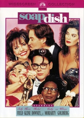 Soapdish movie poster (1991) poster MOV_500eedbe