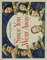 Since You Went Away movie poster (1944) picture MOV_dfd76d07