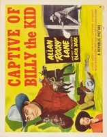 Captive of Billy the Kid movie poster (1952) picture MOV_5017431f