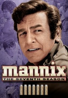 Mannix movie poster (1967) picture MOV_5018feec