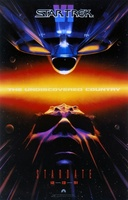 Star Trek: The Undiscovered Country movie poster (1991) picture MOV_501b93d2