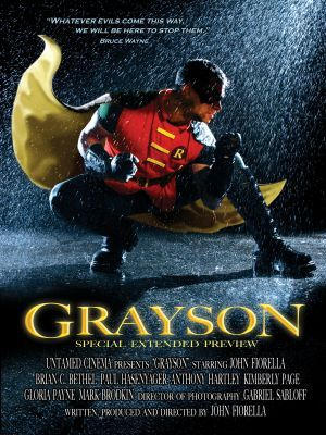 Grayson movie poster (2004) poster MOV_502166f1
