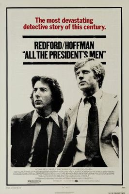All the President's Men movie poster (1976) poster MOV_502374d3