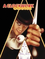 A Clockwork Orange movie poster (1971) picture MOV_50280686