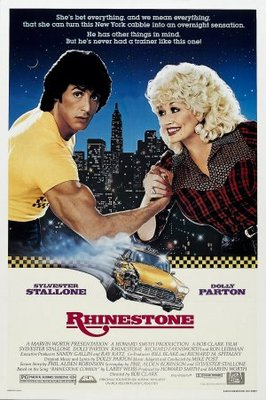 Rhinestone movie poster (1984) poster MOV_5029bc25