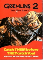 Gremlins 2: The New Batch movie poster (1990) picture MOV_502a9f9c