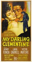 My Darling Clementine movie poster (1946) picture MOV_50367b29