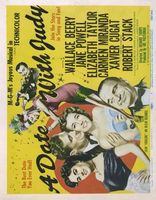A Date with Judy movie poster (1948) picture MOV_503a85f9
