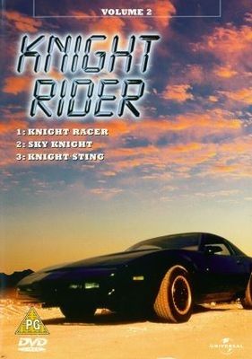 Knight Rider movie poster (1982) poster MOV_503bb666