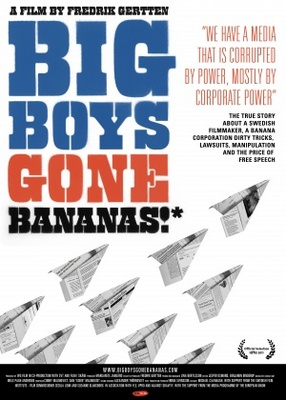 Big Boys Gone Bananas!* movie poster (2011) poster MOV_503cd2e0