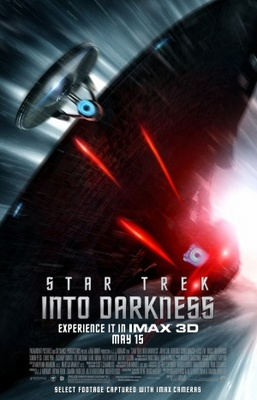 Star Trek Into Darkness movie poster (2013) poster MOV_5040a055