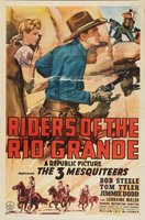 Riders of the Rio Grande movie poster (1943) picture MOV_5044b7be