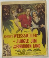Jungle Jim in the Forbidden Land movie poster (1952) picture MOV_5048c9f9