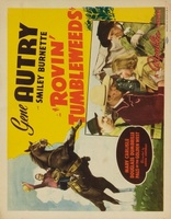 Rovin' Tumbleweeds movie poster (1939) picture MOV_504cac67