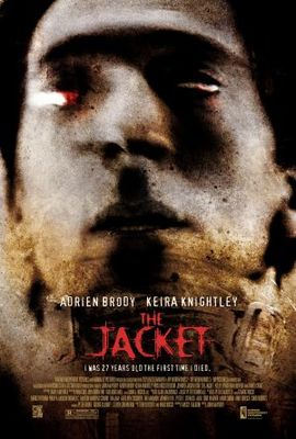 The Jacket movie poster (2005) poster MOV_50527c8b
