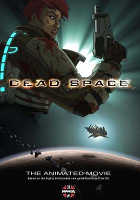Dead Space: Downfall movie poster (2008) poster MOV_5052c176