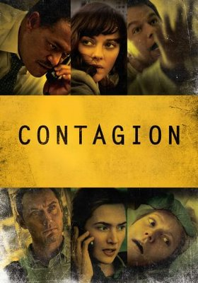 Contagion movie poster (2011) poster MOV_505bba8a