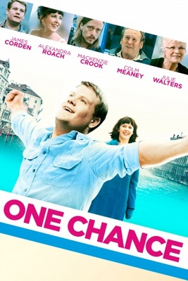 One Chance movie poster (2013) poster MOV_50610a1a