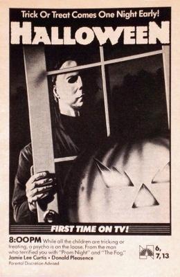 Halloween movie poster (1978) poster MOV_5062b465