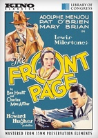 The Front Page movie poster (1931) picture MOV_ea60a2bb