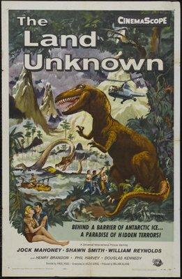The Land Unknown movie poster (1957) poster MOV_5064cfce