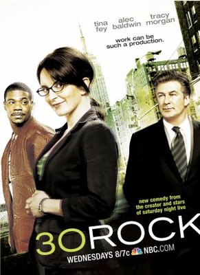30 Rock movie poster (2006) poster MOV_5067d895
