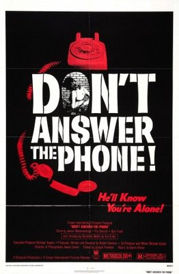 Don't Answer the Phone! movie poster (1980) poster MOV_506e2d5b
