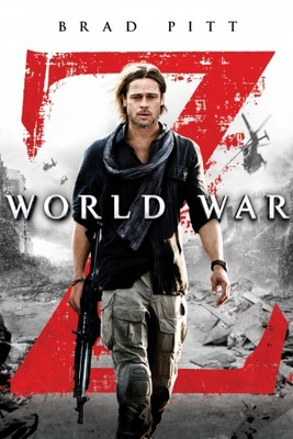 World War Z movie poster (2013) poster MOV_506e96f1
