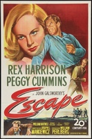 Escape movie poster (1948) picture MOV_506f854c