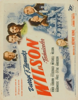 Wilson movie poster (1944) poster MOV_5075173d
