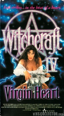 Witchcraft IV: The Virgin Heart movie poster (1992) poster MOV_507aaa55