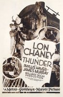 Thunder movie poster (1929) picture MOV_50809eb0