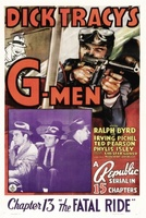 Dick Tracy's G-Men movie poster (1939) picture MOV_508167dc