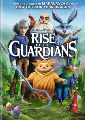 Rise of the Guardians movie poster (2012) poster MOV_508bb341