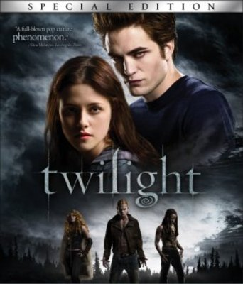 Twilight movie poster (2008) poster MOV_50939a7e