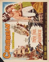 Caribbean movie poster (1952) picture MOV_50a083db