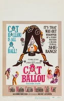 Cat Ballou movie poster (1965) picture MOV_50a44600