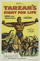 Tarzan's Fight for Life movie poster (1958) picture MOV_50a8fbd2