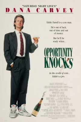 Opportunity Knocks movie poster (1990) poster MOV_50aae009