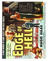 Edge of Hell movie poster (1956) picture MOV_50ad9b13