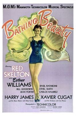 Bathing Beauty movie poster (1944) poster MOV_50af9000