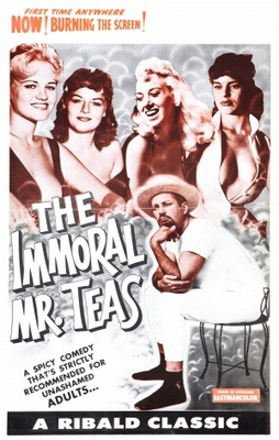 The Immoral Mr. Teas movie poster (1959) poster MOV_50b04155