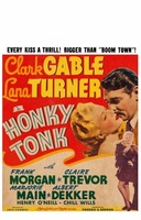 Honky Tonk movie poster (1941) picture MOV_50b1e3b5