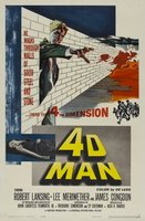 4D Man movie poster (1959) picture MOV_50b3ee6a